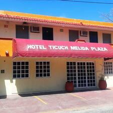 Nutzerprofil von Hotel Ticuch Melida