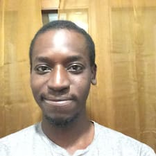 Profilo utente di Mamadou Djim