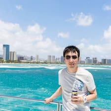Shuang - Uživatelský profil
