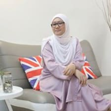 Profil korisnika Pn. Noor Hazizi