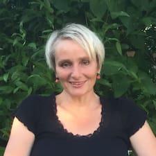 Henkilön Bettina käyttäjäprofiili