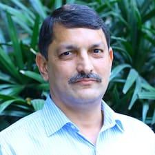 Profil Pengguna Dhananjay