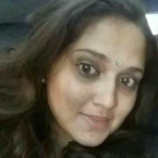 Användarprofil för Radhika