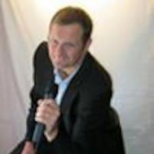Profilo utente di Grégory