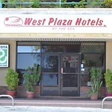 Perfil do usuário de West Plaza Hotels