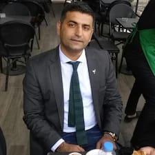 Profil utilisateur de Ahmet