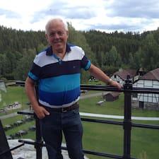 Jens Arne User Profile