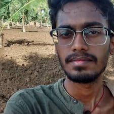 Chidhambararaaja - Uživatelský profil