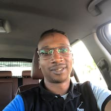 Användarprofil för Abdoulaye