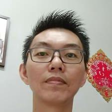 Profil Pengguna Wei Meng