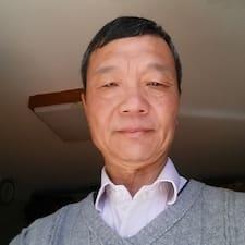 Användarprofil för Jian Min