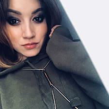 Profil utilisateur de Ильвина