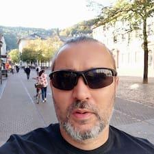 Nutzerprofil von Branko