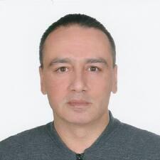Profil Pengguna Ayhan