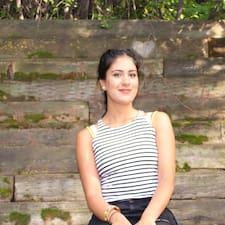 Profil utilisateur de Roya