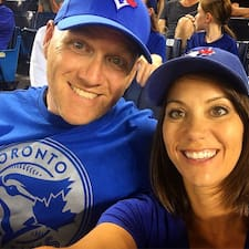 Brian & Nicole felhasználói profilja