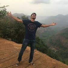 Narayanarao felhasználói profilja