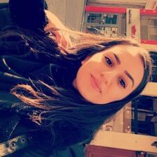 Profil utilisateur de Hasna