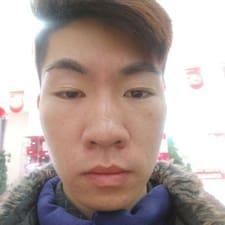 Perfil do utilizador de Shi