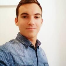 Profil Pengguna Bastien