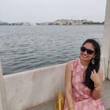 Gebruikersprofiel Ankita