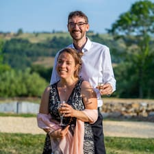 Henkilön Nathalie & Yoann käyttäjäprofiili