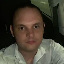 Eder - Uživatelský profil