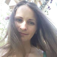 Användarprofil för Yulia