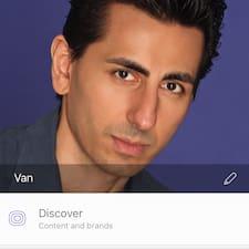 Profil korisnika Vahan