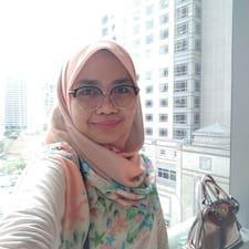 Nur Liyana - Uživatelský profil