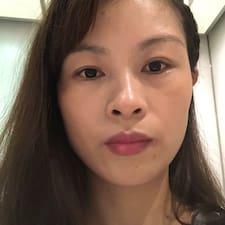银英 felhasználói profilja