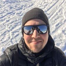 Profil utilisateur de Juha-Matti