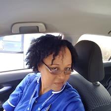 Peggy felhasználói profilja