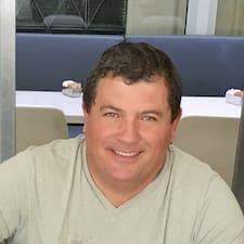 Shalom felhasználói profilja