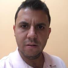 Raul Fernando felhasználói profilja