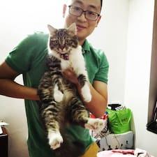 Jiancheng felhasználói profilja