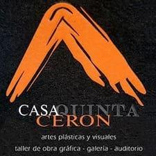 Casa Quinta Cerón felhasználói profilja