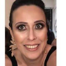 Isabela felhasználói profilja