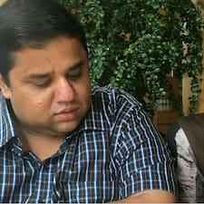 Användarprofil för Vinay Bhakthavathsala