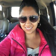 Pipita felhasználói profilja