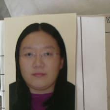 建霞 felhasználói profilja