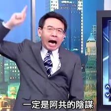 Chuang的用戶個人資料