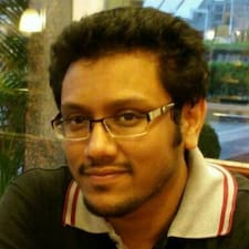 Dhruva的用戶個人資料