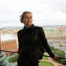 Анастасия Brugerprofil