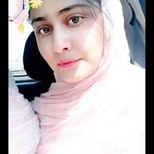 Perfil de usuario de Khadija Usman
