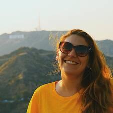 Paula Magali felhasználói profilja