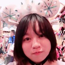 亦涵 felhasználói profilja