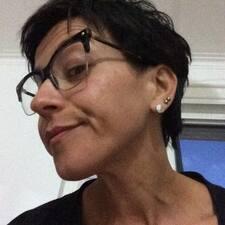 Perfil do usuário de Monica