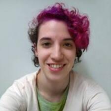Gebruikersprofiel Ana Thereza