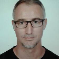 Henkilön Zdeněk käyttäjäprofiili
